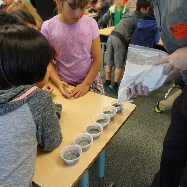 What's it like to dig up fossils like an archaeologist? These second graders are about to find out!