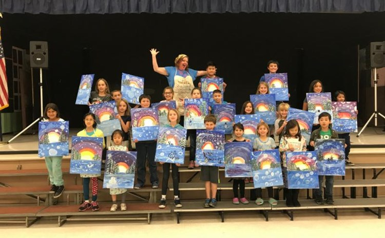 Patton Masterpieces Teach Skills and Creativity - article thumnail image